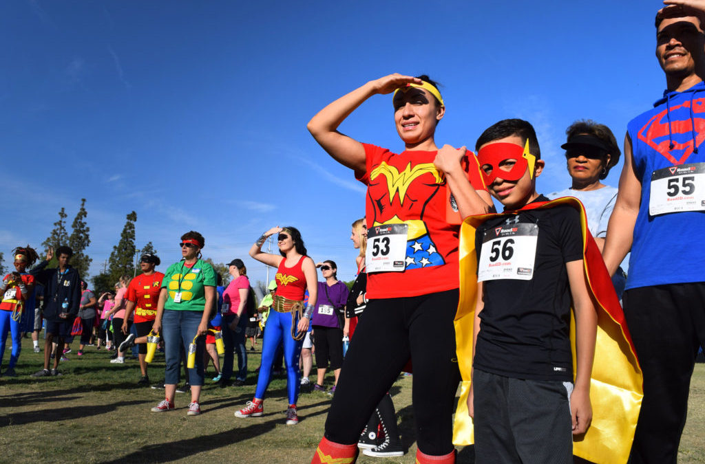 Voices for CASA Children Hosts 5th Annual Superhero Family Fun Run & Festival