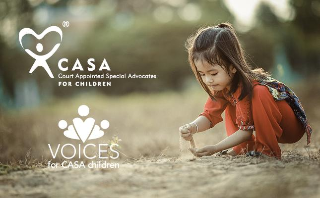 May: Learn About Becoming a CASA Volunteer