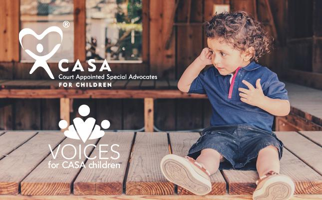 Lunch in October: Learn About Becoming a CASA Volunteer
